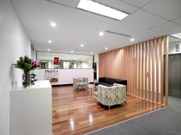 Niche Projects Office Design Construction Fit Out Tenant Advisory Offic