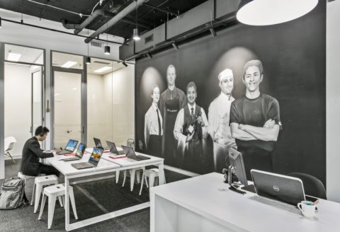 Pinnacle People  - Office Design & Fitout